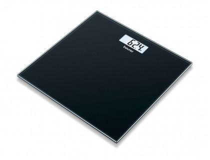 Весы Beurer GS10 стеклянные (черный)