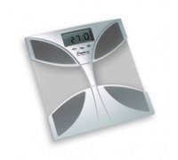 Весы напольные электронные Momert 5860-0004 (silver/стекло)