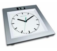Весы напольные электронные Medisana PSA (со встроен.аналоговыми часами)