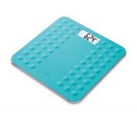 Весы стеклянные Beurer GS300 (цвет голубой)