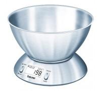 Весы Beurer KS54 кухонные электронные