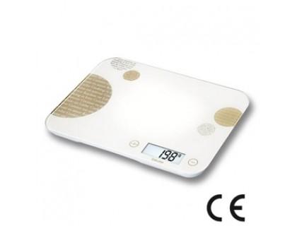 Весы кухонные электронные Beurer KS48 Cream